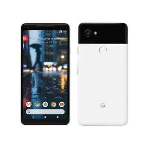 Google Pixel 2 XL 64GB White Verizon Unlocked GSM AT&T T-Mobile LTE Smartphone