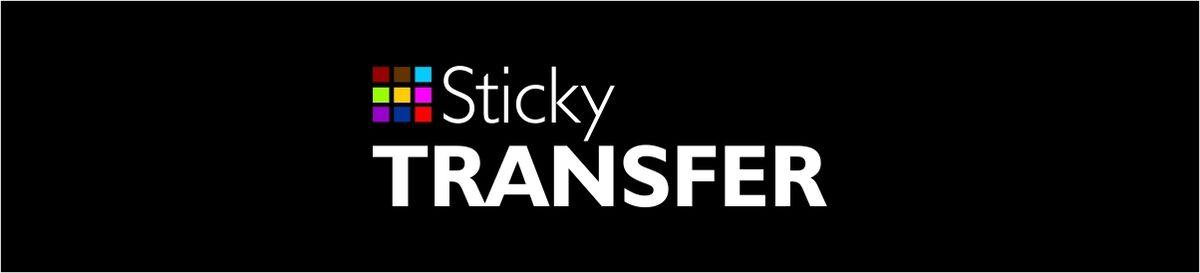 StickyTransfer