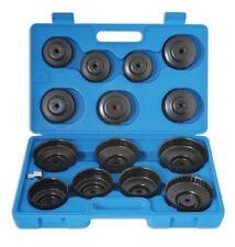 Laser 3222 Oil Filter Wrench Set 15 piece