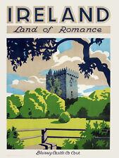 "18x24""Travel Decoration Poster.Home Room Interior design.Ireland.6570"