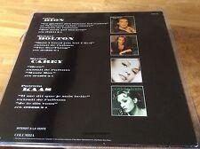 "Mariah Carey - Hero - French Promo Sampler 12"" Vinyl. V/A 5 Tracks. Rare."