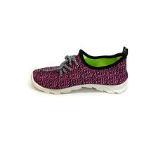 LADIES WOMENS GIRLS LACE UP RUNNING FITNESS GYM SPORT PE TRAINERS SHOES SIZE NEW