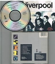 Frankie Goes To Hollywood ‎– Liverpool  CD 1986