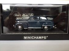 MINICHAMPS 1:43 Opel Olympia Cabriolet 1952 430040430