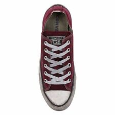 Converse All Star Vintage Style Ctas Canvas Ltd Ox Maroon Mens 5.5 / Wms 7.5 US