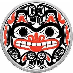 Bill Reid: Xhuwaji, Haida Grizzly - 2020 Canada $20 Fine Silver Coin