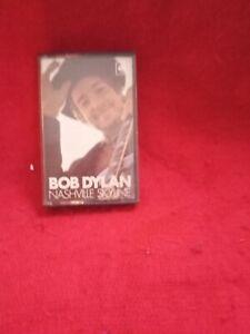 Bob Dylan Nashille Skylineb Cassette Tape