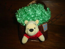 Disney Play Pals Winnie the Pooh Bear with House
