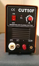 Pilot Arc Plasma Cutter CUT50F Inverter 50AMP 220V Includes 18 Consumables FREE*