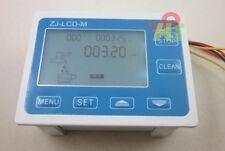 """3"""" Digital LCD Water Liquid Flow Meter Gauge Quantitative Control Total monitor"""