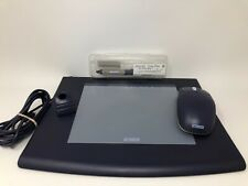 Wacom Intuos 2 Graphics Tablet With Stylus Mouse pen and holder plus extra tips