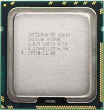 Intel Xeon X5680 Six-Core Processor 3.33GHz 12MB SLBV5 CPU - Free shipping to EU