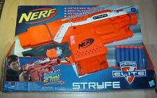 NERF® A0200 N-STRIKE ELITE STRYFE mit 6 Elite Darts,NEU!