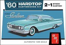 AMT 1960 Ford Starliner 2in1 Stock or Custom 1/25 model car kit new 1055