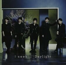 I Seek / Daylight: Deluxe Edition Version A - Arashi (2016, CD NIEUW)2 DISC SET