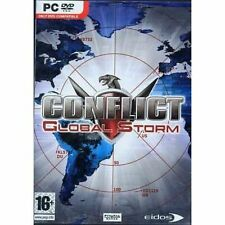 Conflict: Global Storm PC DVD-ROM Game Complete with Manual