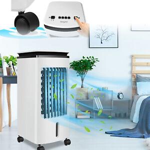 Klimagerät Klimaanlage Mobiles Ventilator Aircooler Luftbefeuchter Luftkühler