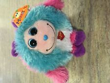 Monstaz retired plush Jazzy Ty voice works(with sound) in as new condition