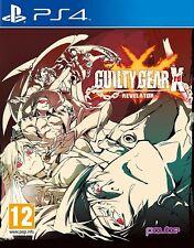 Guilty Gear Xrd-Revelator for ps4 (NEW & SEALED)