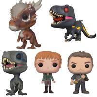 FUNKO POP Movies Series: Jurassic World VINYL Pop FIGURES CHOOSE YOURS