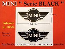 MINI COOPER S JCW Stemma Adesivo Badge Emblema Fregio nuovo