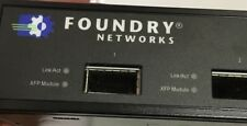 Foundry Networks EdgeIron 8X10G EIF8X10G Switch