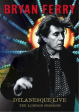 BRYAN FERRY DYLANESQUE LIVE DVD,New! 14 Tracks Concert Dylan ,London session