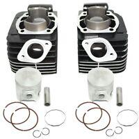Remplacement nouveau cylindre à piston Kit Yamaha RD350 360-11311 360-11321