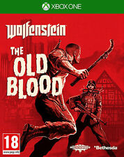 Wolfenstein Il Vecchio Sangue ~ XBox One (nuovo e sigillato)
