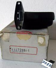 FIAT 4447268 SPECCHIO RETROVISORE (BACK MIRROR) DX MANUALE NERO FIAT 127 82>