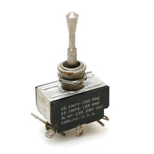 Carling On-Off-On Maintained 3-position Toggle Switch 2-pole (2GM50)