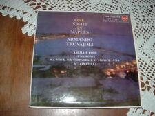 """ARMANDO TROVAJOLI  ZOE ALLEN """" ONE NIGHT IN NAPLES """"  E.P.  ITALY'60"""
