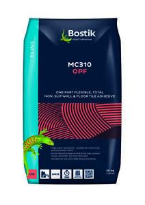 Bostik OPF White Flexible Tile Adhesive 20kg - 30607173