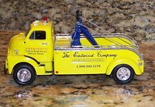 Vintage First Gear 1952 GMC Cab-Over-Engine Eastwood Tow Truck Diecast Model COE