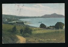 Scotland Buteshire WHITING BAY from Largie Mohr Used 1905 PPC