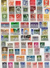 Netherlands Multiple Stamps