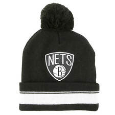 Mitchell and Ness Gorra Brooklyn Nets Gorro Beanie Negro