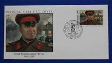 Marshall Islands (511) 1995 WWII: Soviet Troops Conquer Berlin Official FDC