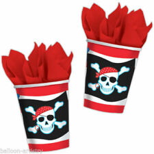 Pirates All Occasions Party Tableware Cups