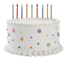 Multi Color Flame Candles 12 Ct From Wilton 1011