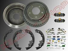 2 Bremstrommel Bremsbacken Federn Ensteller Satz Chevrolet Astro 1990-2002