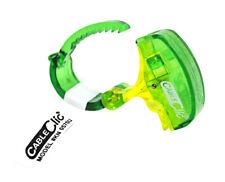 Cable Clic Mini Cable Organizer Green