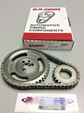 Small Block Chevrolet 283 327 350 Double Roller 3 Piece Timing Set SA gear 73017