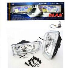 """Dlaa Universal Fog Lamp Light Spot H3 12V 55W Clear White Len 2"""" Dlaa166"""