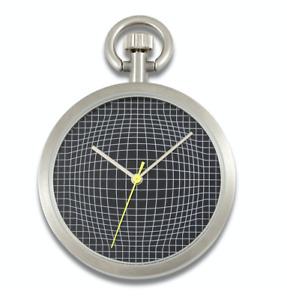 """HUGE SALE Karim Rashid """"Op"""" Pocket Watch $39.99 sells for $130"""