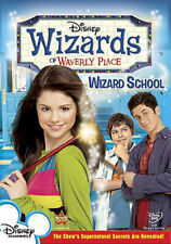 Wizards of Waverly Place: Wizard School (DVD,2008)