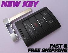 OEM CADILLAC SRX keyless entry remote SMART KEY transmitter fob +NEW KEY