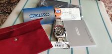 Seiko 5 Sports Automatic 100m Scuba Diver Style SNZF15J1 Stainless Steel