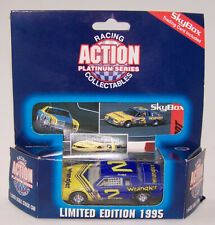 1995 Action Racing Collectables 1:64 DALE EARNHARDT #2 Wrangler '81 Pontiac