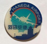 Tokyo International Airport -Haneda Airport Pin - Airport Collectible -Planes
